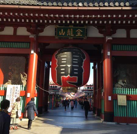 [ 一個人的東京 ] Day5–淺草觀音寺–人形燒、日本酒冰淇淋