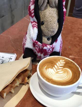 [ 一個人的東京 ] Day6–清澄白河散步去、邂逅藍瓶咖啡、遇見春櫻、返回成田機場(圖多)