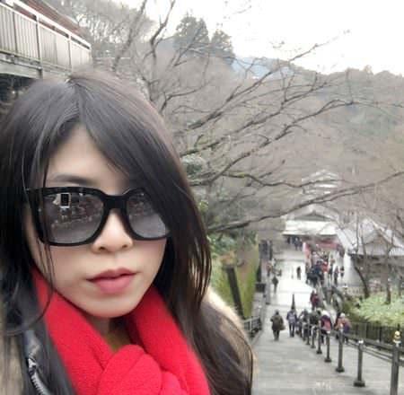 [ 2017一個人的京阪神 ] Day2-京都清水寺,地主神社祈求好緣分,週邊小店超好逛