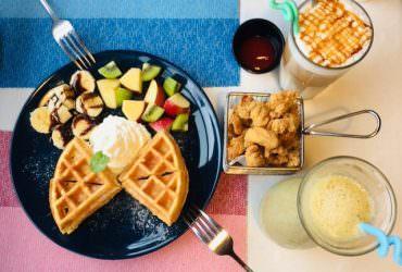 [ 食,台北 ] 貓空小木屋,餐點美味,景色優美,吃下午茶、看夜景都超讚