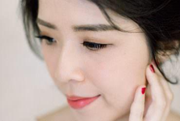 [ 婚紗造型 ] 台中新秘Wei's Makeup煒煒整體造型–米歐,讓您妝容服貼、髮型典雅,面對鏡頭極致完美
