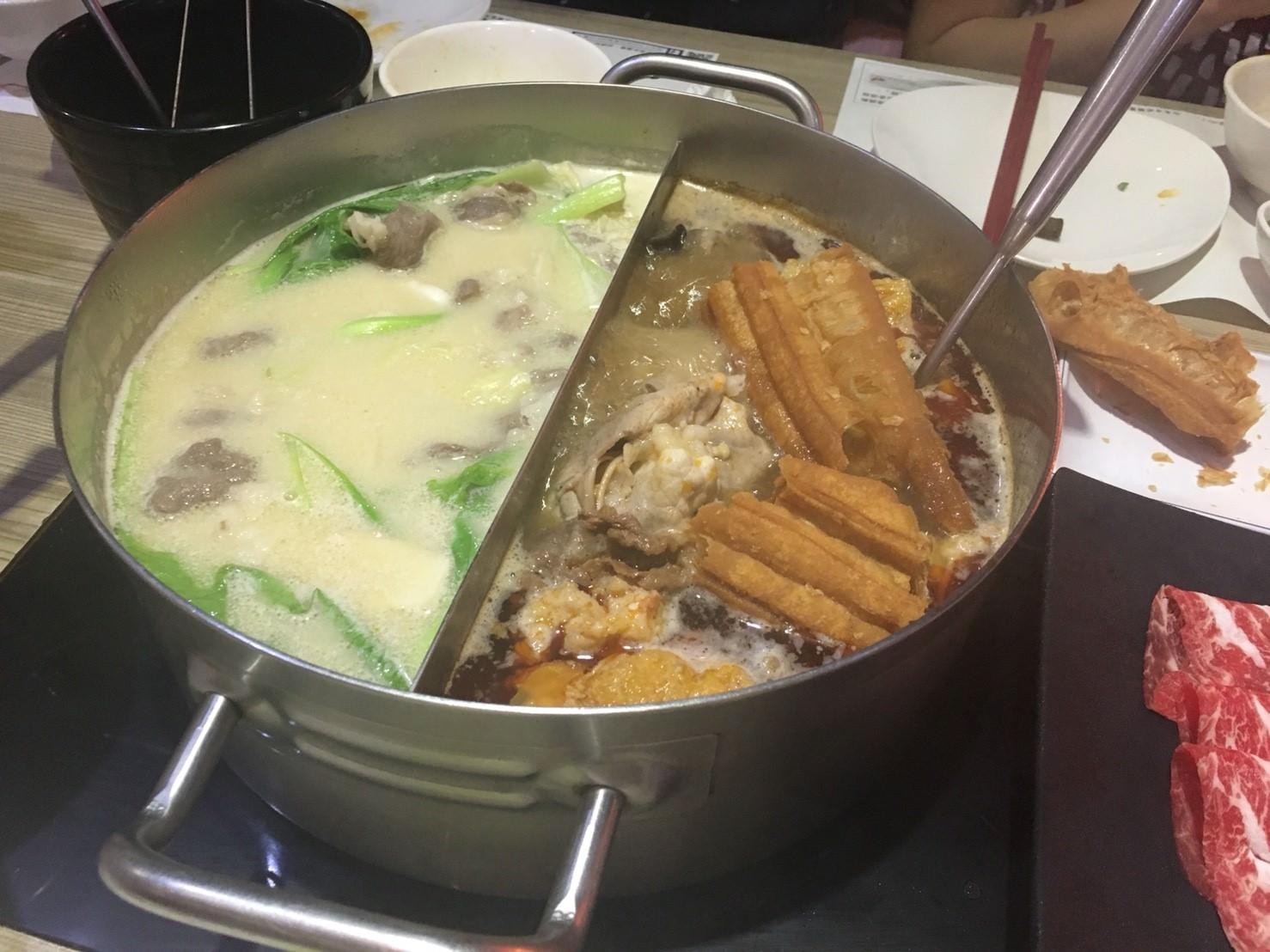 滿堂紅麻辣鍋