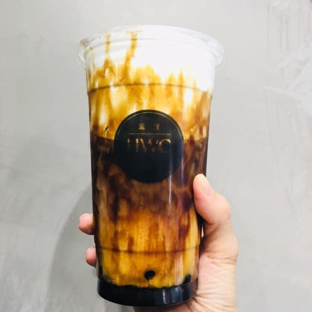 黑沃咖啡 黑糖黑玉拿鐵