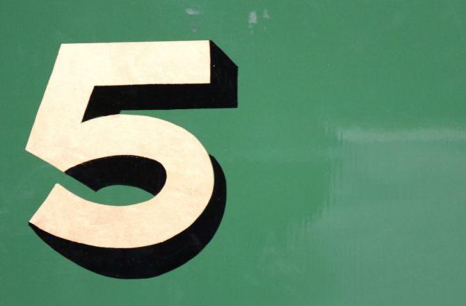 當精油遇上生命靈數–5號人如何運用精油提升自己,改善壓抑?