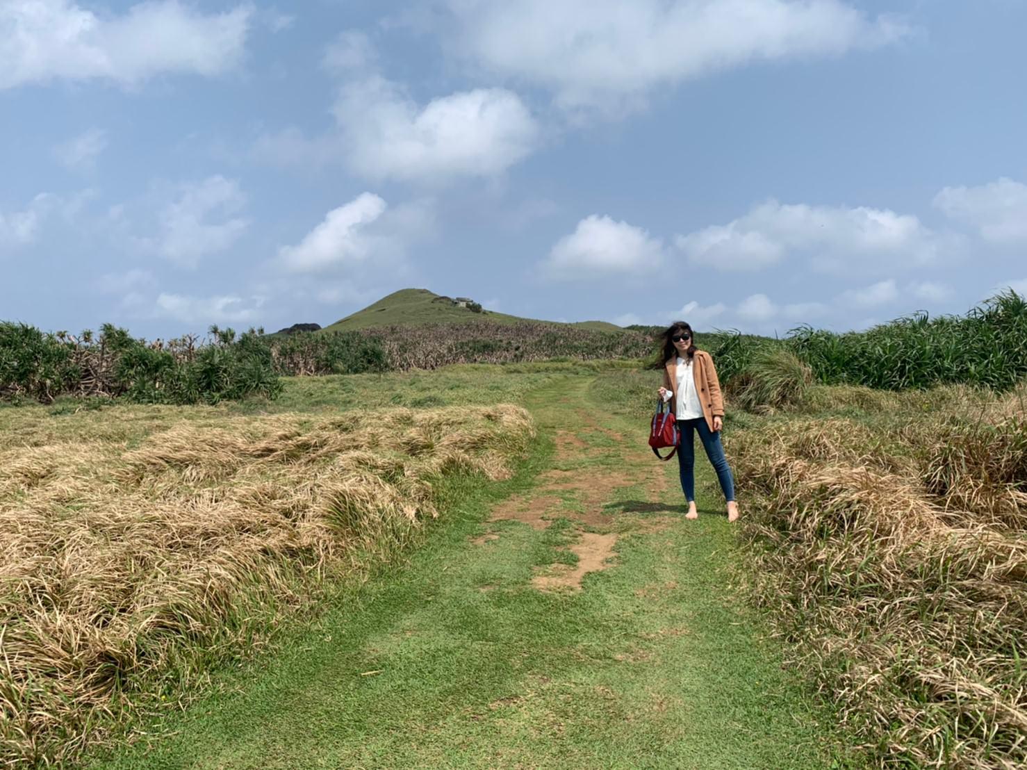 綠島牛頭山