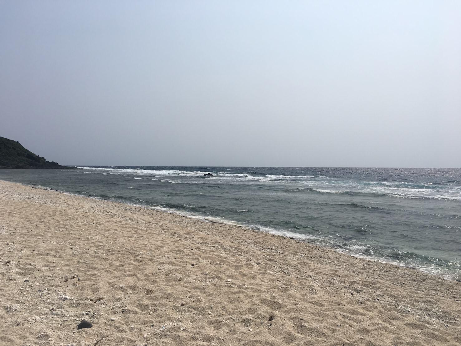 綠島大白沙