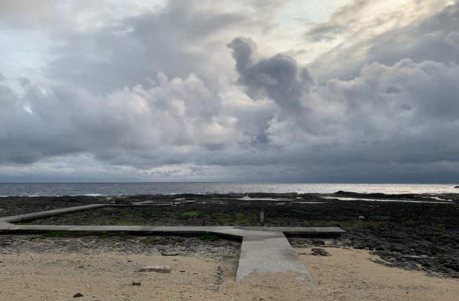 [ 綠島墾丁之旅 ] 朝日溫泉,世界級的海底溫泉之一,邊泡湯邊看海好放鬆~
