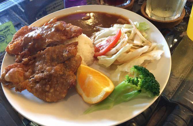 [ 綠島墾丁之旅 ] 阿水衝浪-妙妙廚房,佳樂水港口吊橋旁,衝浪風格的餐廳