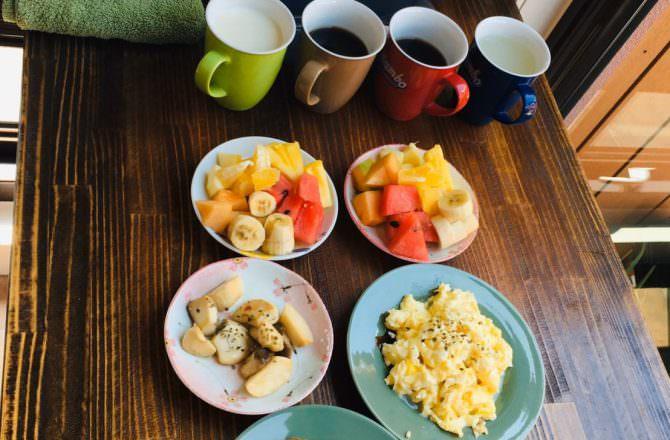 [ 綠島墾丁之旅 ] 南灣夢想家精緻旅店,120分的住宿體驗,房間超棒,早餐精緻又美味,大推!!!