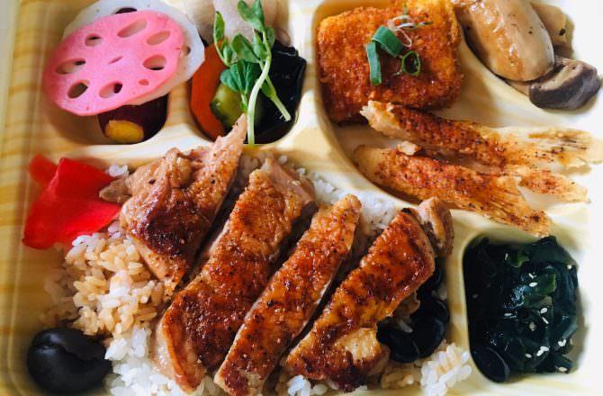 [ 食,台中 ] 陶板屋外送便當,和風美食在家吃,和風牛排、酥烤雞腿都很推~~