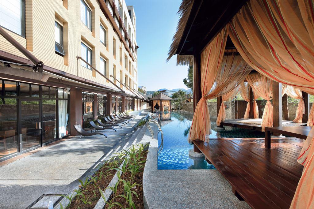 沐舍溫泉渡假酒店