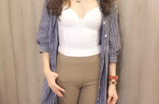 [ 好物 ] The Curve蔻麗芙 Bra Top極速美型塑身衣,重啟你的身體美學,不需再穿內衣一件出門超方便,俐落有型又纖細