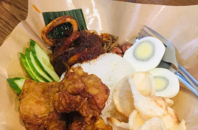 [ 食,台北 ] 池先生 Kopitiam馬來西亞料理,文湖線科技大樓站美食,道地風味超美味,要有排隊的心理準備